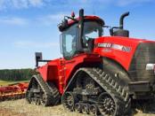 Quadtrac 620: Der weltweit größte Traktor