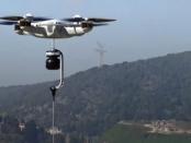 Sky Sapience: Kabelgebundene Drohne