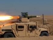 Militärischer Konflikt: Die Wirkung von modernen Lenkwaffen