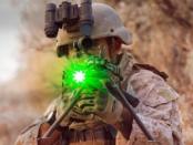 Laserwaffen zur Zielmarkierung