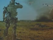 Duke Robotics: Drohne mit einen automatischen Maschinengewehr