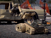 Endeavor Robotics Kobra: Roboter zum Bomben entschärfen