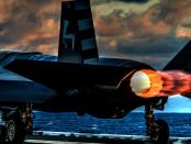 Wie das Kampfflugzeug F-35 die nukleare Teilhabe retten soll