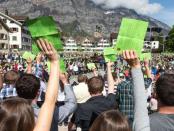 Arroganz der Macht: Mit welchen Argumenten die direkte Demokratie verhindert wird
