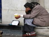 Euro-Währungszone: Die Sparpolitik sorgt für eine Rezession – die sich selbst nährt