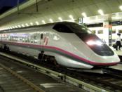 Der Reisekomfort bei der Zugfahrt