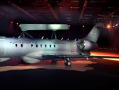 Saab GlobalEye: Das Überwachungsflugzeug