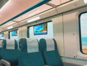 ScreeneX: Integrieter LCD-Bildschirm in Windschutzscheibe