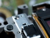 Fujifilm X-H1: Der X-Trans-Sensor Bildstabilisator