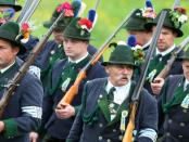 """Grenzpolizei: """"Wiederherstellung eigener bayerischer staatlicher Strukturen"""""""