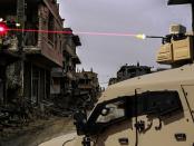 General Robotics - Pitbull: Feuerleitsystem für Maschinengewehre