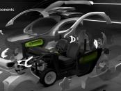 3D-Druck & LSEV: Der gedruckte Kleinwaagen