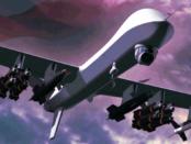Drohne MQ-9 Reaper ist ausgestattet mit Radarwarner