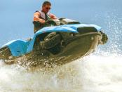 Gibbs' Quadski: Das amphibische ATV