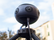 Insta360 Pro: Die 360-Grad-Kamera