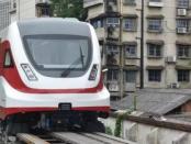China: Kleine Magnetschwebebahn für den Nahverkehr