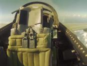 Das unbemannte Kampfflugzeug