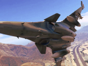 Dassault Rafale: Satellitenstarts von Kampfflugzeug aus