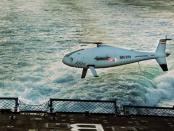 Positionsbestimmung durch Ultraschall: Exakte Landung für Drohnen