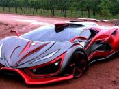 Exotic Car: Das mexikanische Auto mit 1.400 PS
