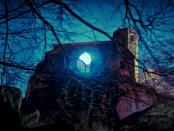 Lausitz: Berg und Kloster von Oybin