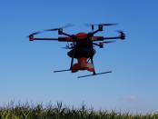 Soleon Agro: Die 3D-gedruckte Drohne für die  Schädlingsbekämpfung
