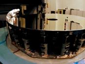 China: Der optische Vier-Meter-SiC-Spiegel