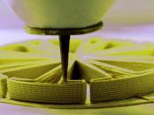 Der 3D-Druck von Keramik