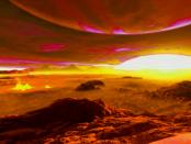 Der Wandel des Klimas im Sonnensystem