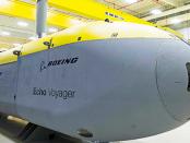 Boeing Echo Voyager: Unbeanntes U-Boot für sechs Monaten Tauchfahrt
