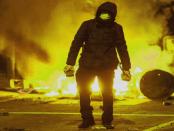 """Agent Provocateur: """"Gruppen mit robusten Auftritten das öffentliche Bild prägten"""""""