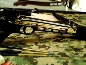 """EK X-Bow Cobra: """"Pistolen-Armbrust im taktischen """"Einsatz"""" möglich"""""""