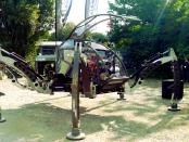 Mantis: Der Hexapod mit Dieselantrieb