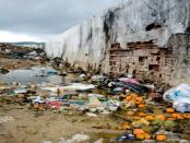 Wo der Plastikmüll in den Ozeanen herkommt