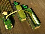 Krone - BiG X 1180: Der stärkste Feldhäcksler