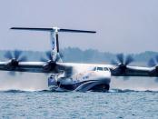 AG600 – Das größte Amphibienflugzeug der Welt