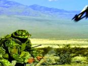 Switchblade: Die militärische Wegwerfdrohne