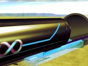 """Chinas Hyperloop-Transportsystem: """"Geschwindigkeit von 1000 Kilometern pro Stunde fahren kann"""""""