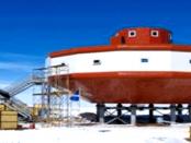 China: Der Dieselgenerator für die Antarktis