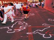 Waffenverbotszonen: Wie wehrlose Opfer zur leichten Beute werden