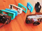 Project Progress: Die Verwandlung von der analogen zur digitalen Spiegelreflexkamera