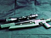 """Baikal MP-61: """"Außergewöhnliches Seitenspanner Luftgewehr"""""""