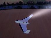 Drohnenakku von Laser geladen: Die endlos lange Flugzeit