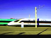 Fuxing: Die Hochgeschwindigkeitszüge aus China