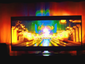 Hintergrundbeleutung für dem Bildschirm: Der Raspberry Pi Ambilight