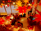 """""""Original Herrnhuter Sterne sind in Handarbeit gefertigte Weihnachtssterne mit traditionellen Ursprung"""""""
