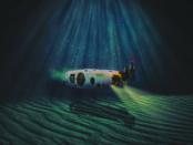 Sea Wasp - Unterwasserroboter zur Mienenentschärfung