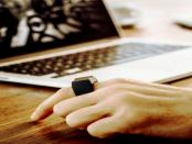 Padrone: Ein Fingerring als Ersatz für die Computermaus