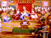 Konzil von Nicäa im Jahr 325: Warum es noch heute Gültigkeiten besitzt
