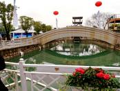 3D-Druck in China: Fußgängerbrücke aus Beton